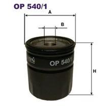 FILTRON filtr oleju OP 540/1