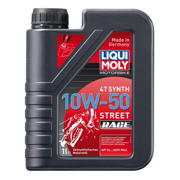 LIQUI MOLY Motorbike 4T Synth 10W-50 Race 1L 1502