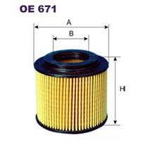 FILTRON filtr oleju OE 671