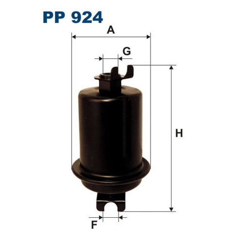 FILTR PALIWA FILTRON PP 942