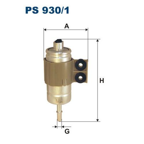 FILTR PALIWA FILTRON PS 930/1