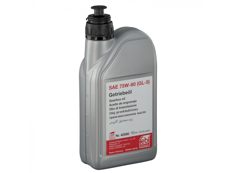 FEBI BILSTEIN 75W-80 GL-5 40580 1L (MTF-LT-2)