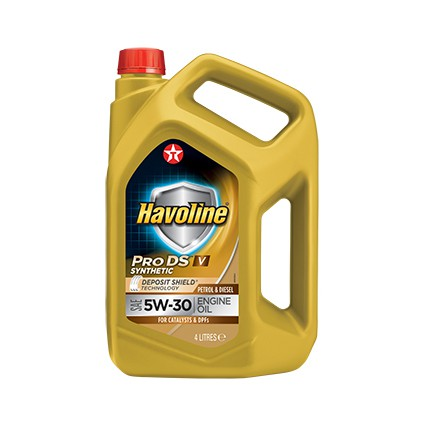 TEXACO Havoline PRO DS V (ultra v) 4L