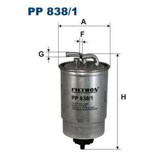 FILTR PALIWA FILTRON PP 838/1