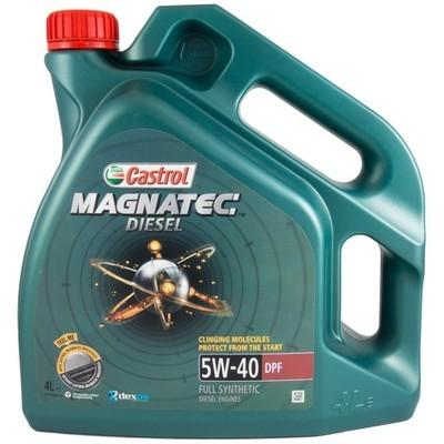 CASTROL MAGNATEC DIESEL 5W-40 C3 4L