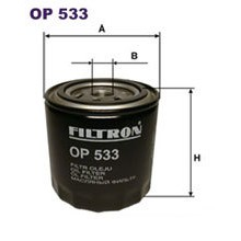 FILTRON filtr oleju OP 533