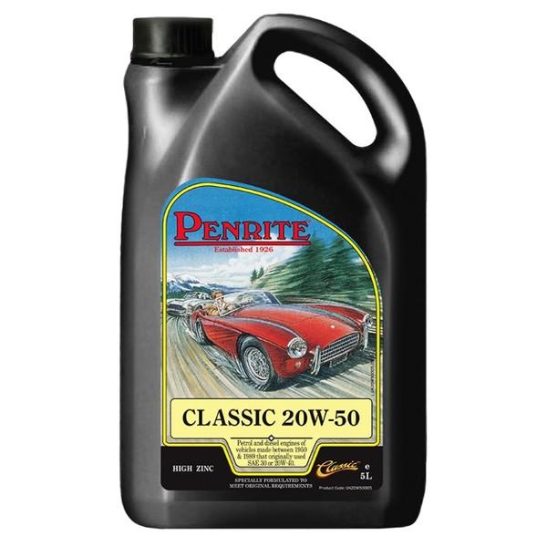 Penrite Classic 20W-50 5L