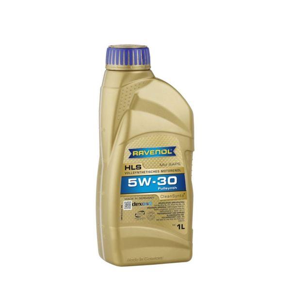 RAVENOL HLS SAE 5W-30 CleanSynto 1L