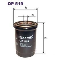 FILTRON filtr oleju OP 519