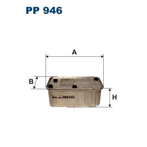 FILTR PALIWA FILTRON PP 946
