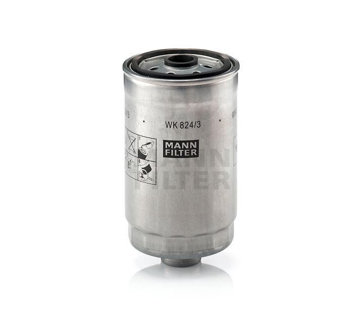filtr paliwa MANN-FILTER WK 824/3