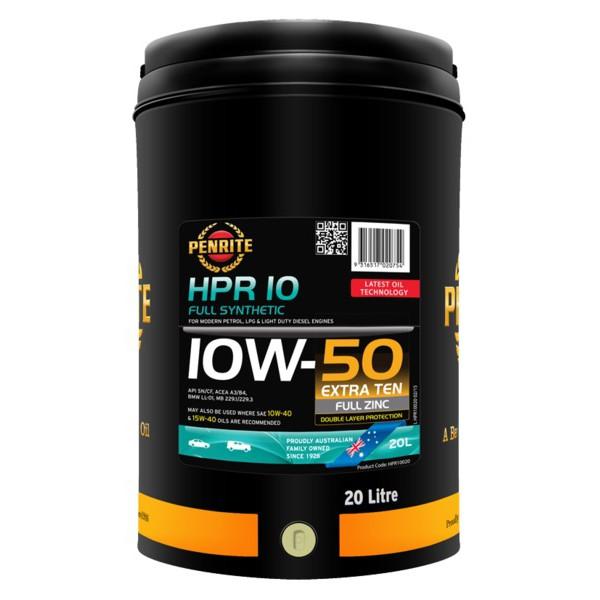PENRITE HPR 10W-50 20L