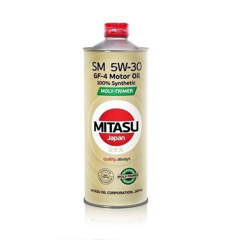 MITASU MOLY-TRiMER SM 5W-30 ILSAC GF-4 1L