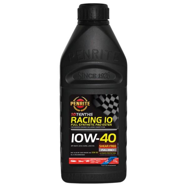 PENRITE 10 TENTHS RACING 10 10W-40 1L