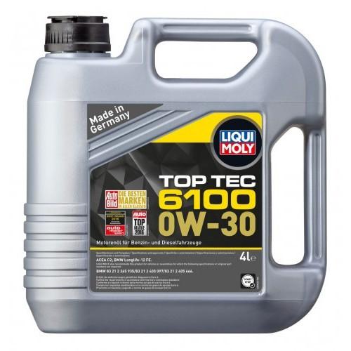LIQUI MOLY Top Tec 6100 0W-30 20778 4L