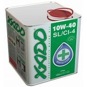 XADO ATOMIC OIL MAX DRIVE 10W40 SL / CI-4 1L