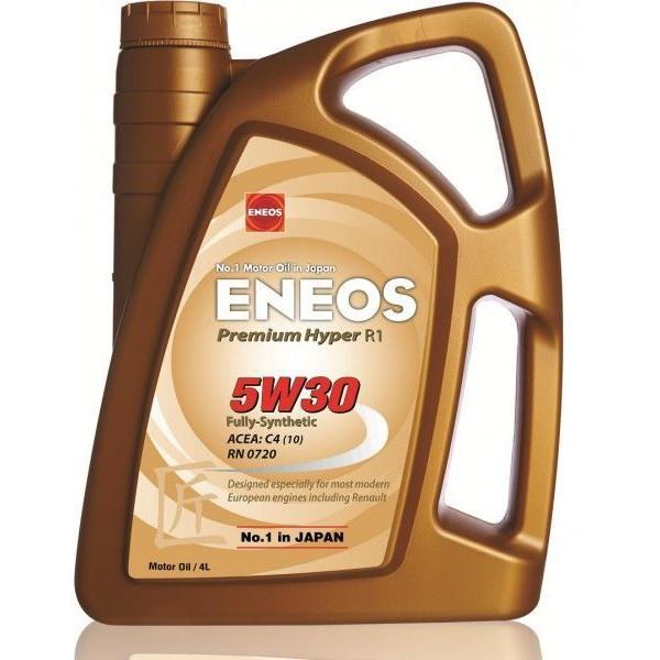 ENEOS PREMIUM HYPER R1 5W-30 4L