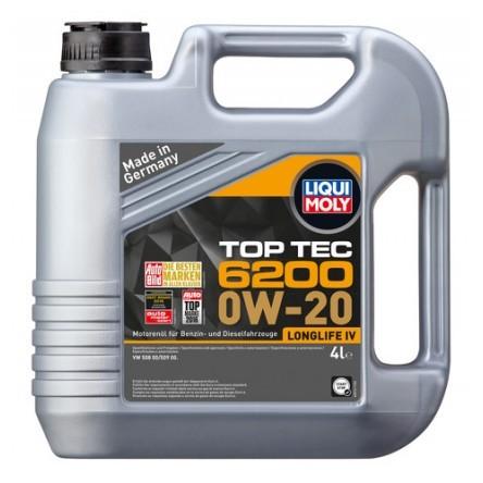 LIQUI MOLY Top Tec 6200 0W-20 4L 20788