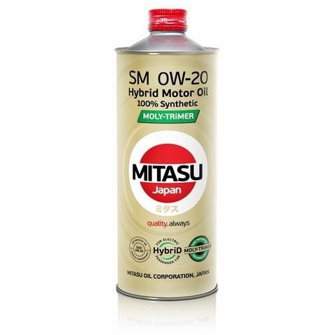 MITASU HYBRID MOLY-TRiMER SM 0W-20 1L MJ-MO2