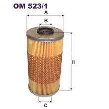 FILTRON filtr oleju OM 523/1