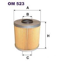 FILTRON filtr oleju OM 523