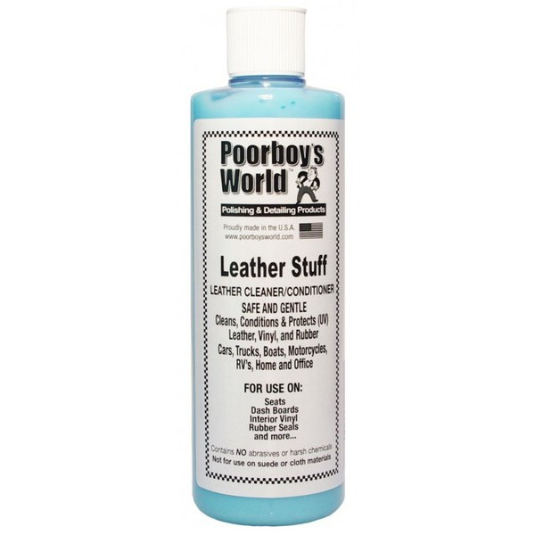 POORBOY'S WORLD Leather Stuff 473ml