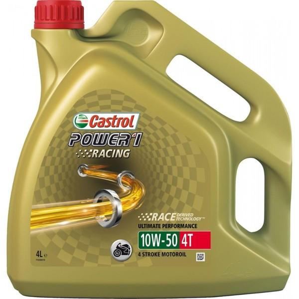 Castrol  Power  1 Racing 4T 10W-50 4L