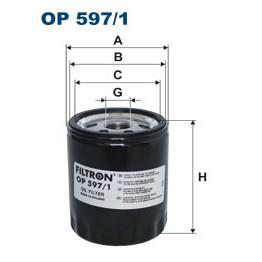 FILTRON filtr oleju OP 597/1