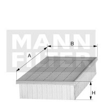 MANN-FILTER FILTR POWIETRZA C 29 110