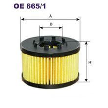 FILTRON filtr oleju OE 665/1