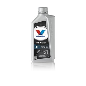 VALVOLINE SYNPOWER 4T 10W-50 1L
