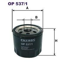 FILTRON filtr oleju OP 537/1