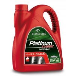 ORLEN PLATINUM CLASSIC MINERAL 15W-40 4,5L