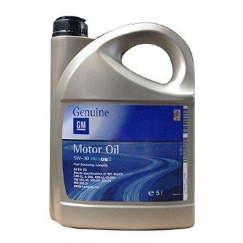 GM OPEL DEXOS2 5W-30 5L