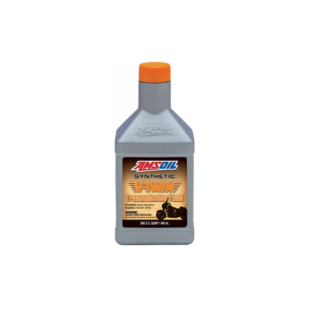 Amsoil Synthetic V-Twin Transmission Fluid MVT