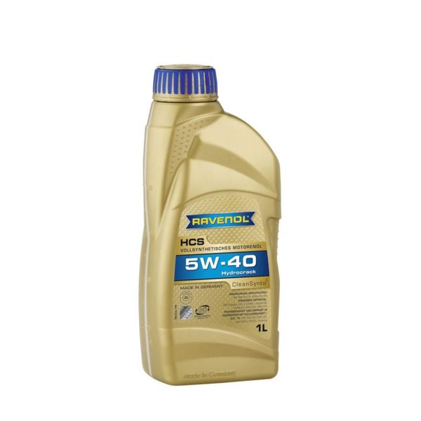 RAVENOL HCS 5W-40 CleanSynto® 1L