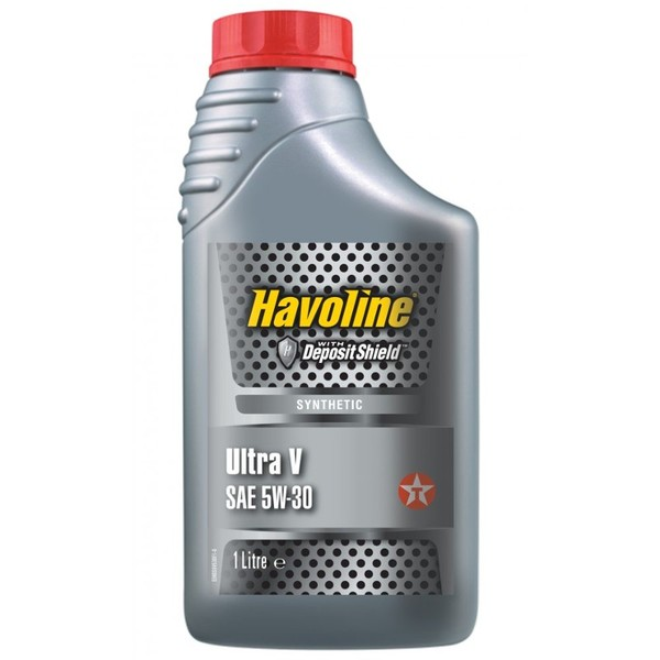 TEXACO HAVOLINE ULTRA V 5W-30 1L