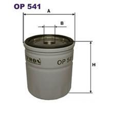FILTRON filtr oleju OP 541