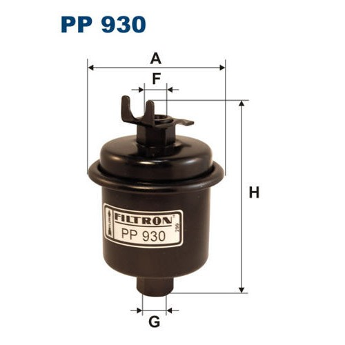 FILTR PALIWA FILTRON PP 930