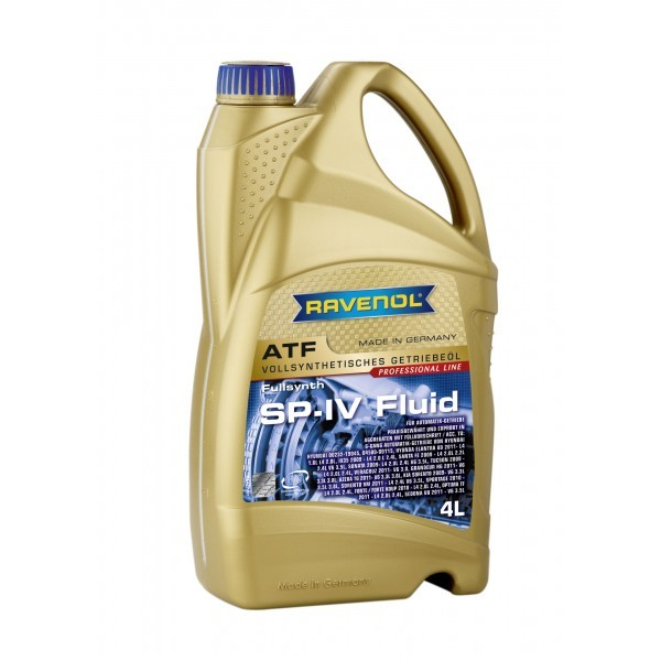 RAVENOL ATF FLUID SP-IV 4L