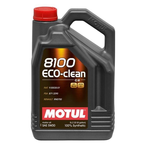 MOTUL 8100 ECO-CLEAN C2 5W-30 5L