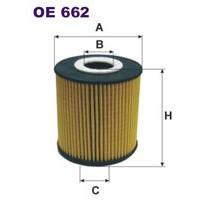 FILTRON filtr oleju OE 662