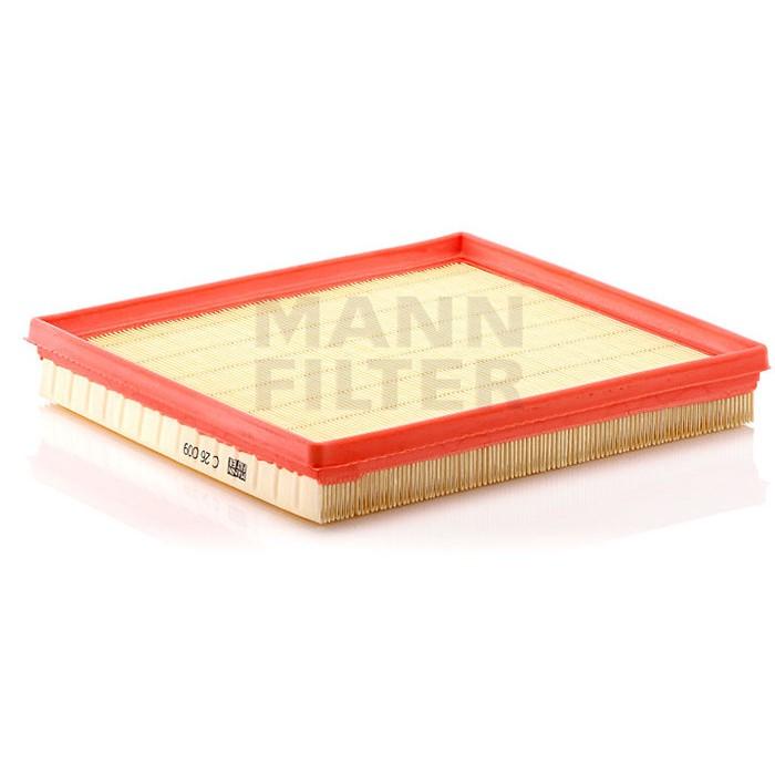 MANN-FILTER FILTR POWIETRZA C 26 009-2