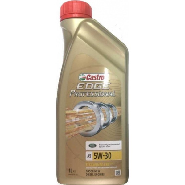 CASTROL EDGE PROFESSIONAL TITANIUM A5 5W-30 1L