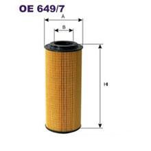 FILTRON filtr oleju OE 649/7