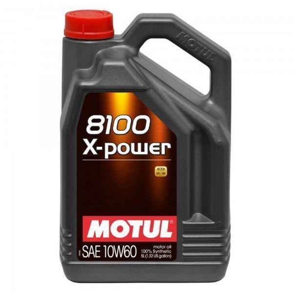 MOTUL X-POWER 10W-60 5L