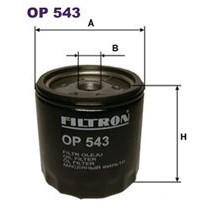 FILTRON filtr oleju OP 543