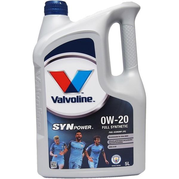 Valvoline Synpower FE 0W-20 5L