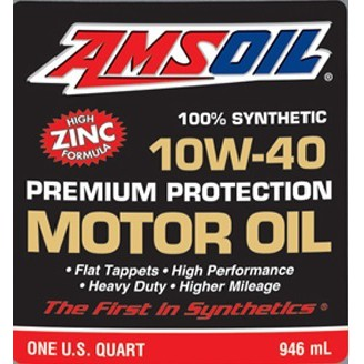 AMSOIL PREMIUM PROTECTION SYNTHETIC 10W-40 3,8L