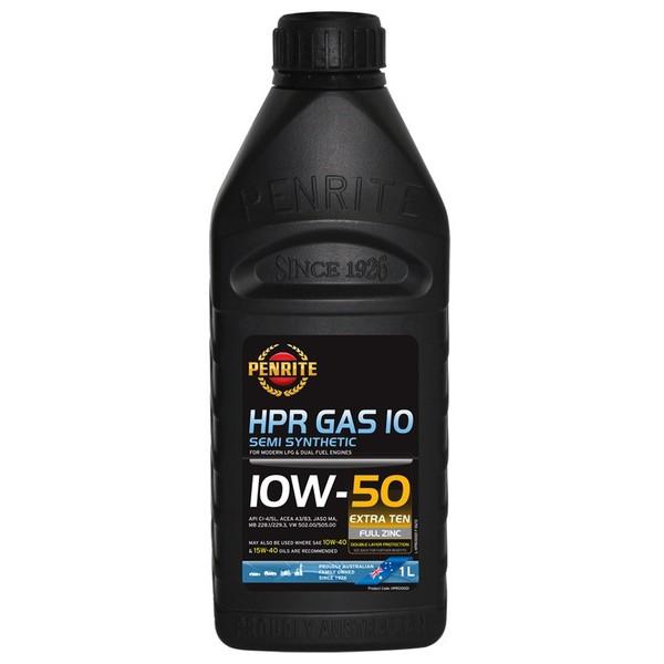 PENRITE HPR GAS 10 10W-50 1L